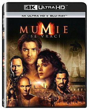 BONTON Mumie se vrací BD, Film_1