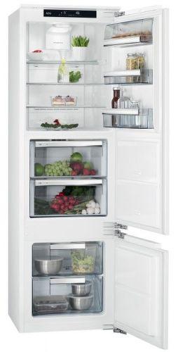 AEG SCE81816ZF vestavná kombinovaná chladnička