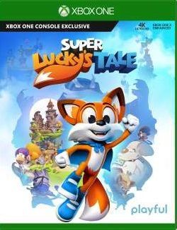 MICROSOFT Super Lucky's Tale_01