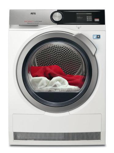 AEG AbsoluteCare T8DEA68S, smart sušička prádla