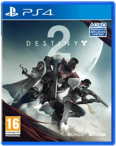 ACTIVISION Destiny 2, PS4