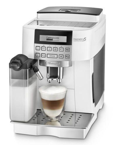 DéLonghi ECAM22.360.W MagnificaS bílý plně automatický kávovar