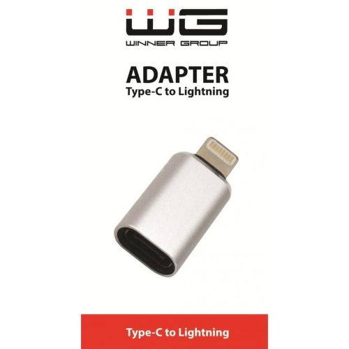 Winner Adaptér Type C to Lighting