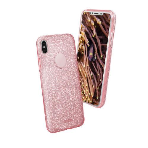 SBS Sparky pouzdro pro Apple iPhone X a Xs, růžová