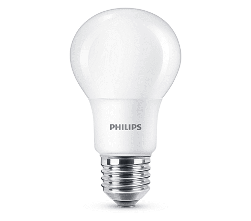 PHILIPS LIGHTING WH FR ND6, LED 60W E27