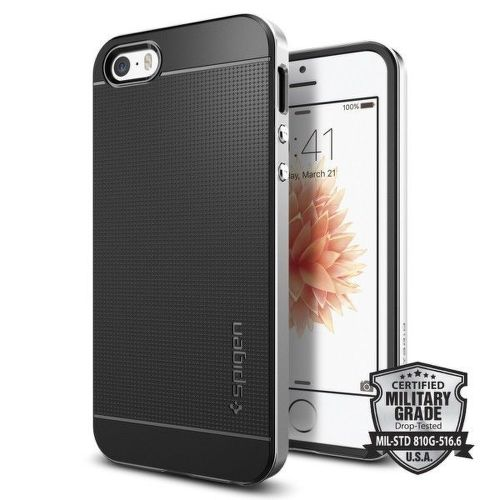 Spigen iPhone 5/5S/SE Case Neo Hybrid