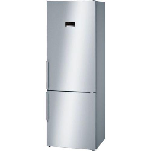 BOSCH KGN49XI40, nerezová kombinovaná chladnička
