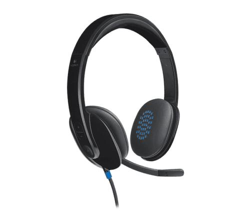 LOGITECH H540, USB headset_01