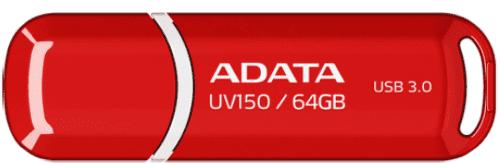 A-DATA UV150 64GB USB 3.0 červený