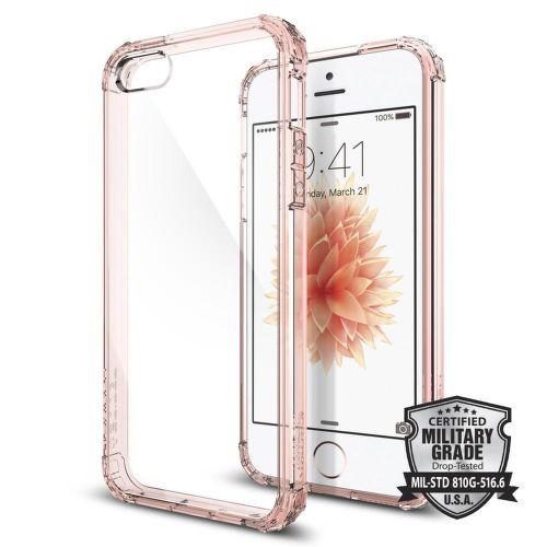 Spigen iPhone 5/5S/SE Case Crystal Shell