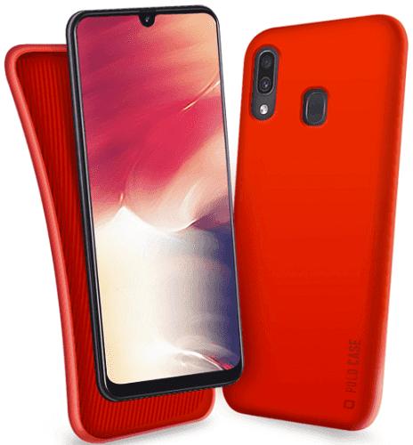 SBS Polo One pouzdro pro Samsung Galaxy A40, červená