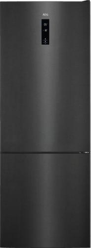 AEG RCB73421TY, černá kombinovaná chladnička