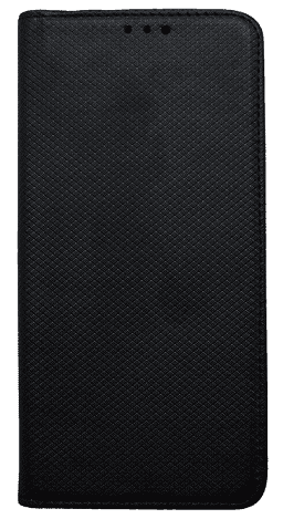 Mobilnet Metacase knížkové pouzdro pro Huawei Y7 2019, černá