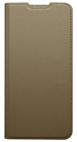 Mobilnet Metacase knížkové pouzdro pro Huawei P30 Lite, zlatá