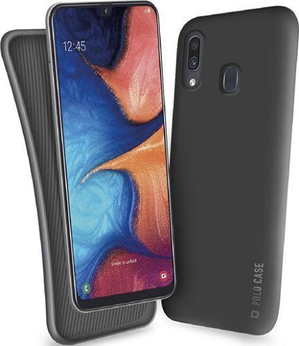 SBS Polo pouzdro pro Samsung Galaxy A20e, černá