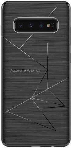 Nillkin Magic Case Qi pouzdro pro Samsung Galaxy S10, černá