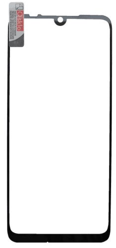 Qsklo 2,5D tvrzené full glue sklo pro Xiaomi Redmi Note 7, černá