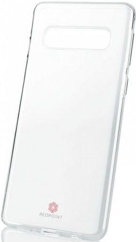 Redpoint silikonové pouzdro pro Samsung Galaxy S10+, transparentní