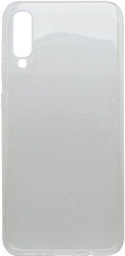 Mobilnet gumové pouzdro pro Samsung Galaxy A70, transparentní