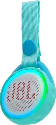 JBL JR POP modrozelený