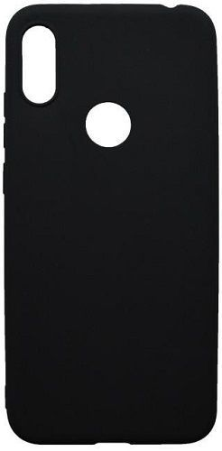 Mobilnet gumové pouzdro pro Honor 8A, černá