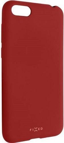 Fixed silikonové pouzdro pro Huawei Y5 2018, červená