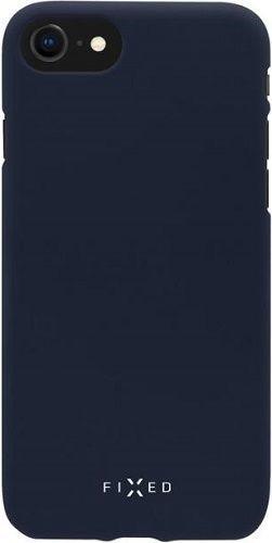 Fixed silikonové pouzdro pro Samsung Galaxy A50, modrá