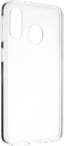 Fixed TPU pouzdro pro Samsung Galaxy A40, transparentní