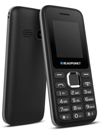 Blaupunkt FS 03 černo šedý