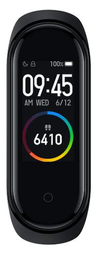 Xiaomi Mi Band 4 černý