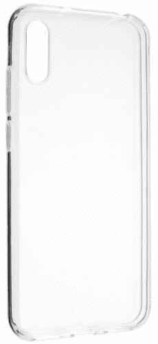 Fixed Skin TPU pouzdro pro Huawei Y6 2019, transparentní