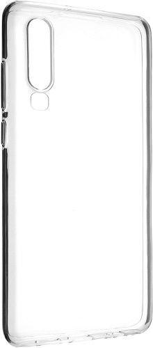 Fixed Skin TPU pouzdro pro Huawei P30, transparentní