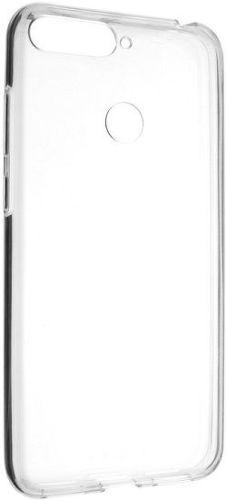 Fixed TPU Skin gelové pouzdro pro Huawei Y6 Prime, transparentní