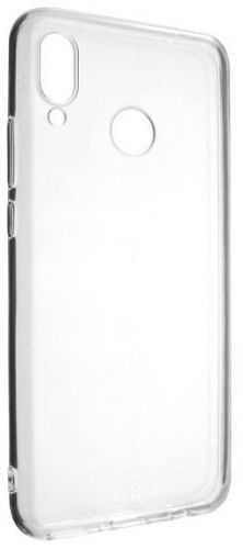 Fixed TPU Skin gelové pouzdro pro Huawei Nova 3, transparentní
