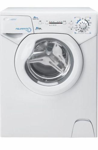 CANDY AQUA 1041D1/2-S, bílá slim pračka plněná zepředu