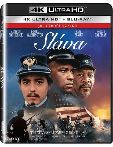Sláva (1989), UHD BD film