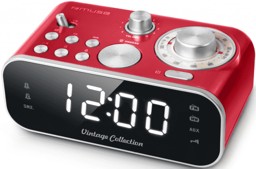 MUSE M-18CRD RED
