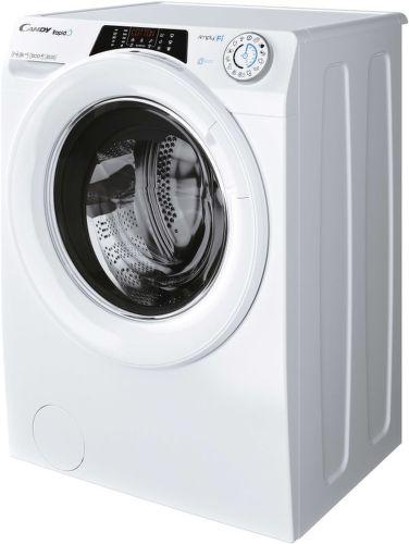CANDY RO4 1274DXH5\1-S, bílá smart pračka plněná zepředu