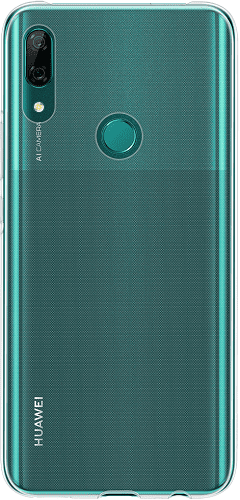 Huawei TPU pouzdro pro Huawei P Smart Z, transparentní