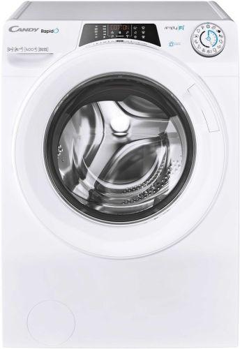 CANDY RO 1496DWH7\1-S, bílá smart pračka plněná zepředu