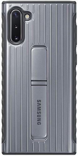 Samsung Protective Standing pouzdro pro Samsung Galaxy Note10, stříbrná