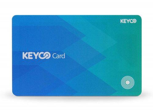 KEYCO Card, SMART tracker