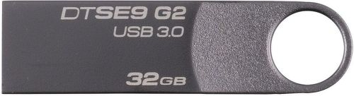 Kingston DataTraveler SE9 G2 Premium 32GB šedý