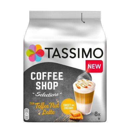 Tassimo Toffee Nut Latte (8ks)