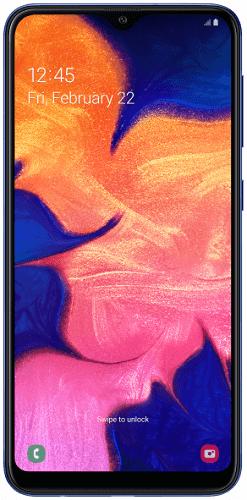 Samsung Galaxy A10 32 GB modrý