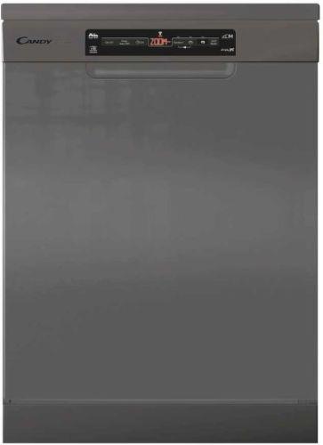 CANDY CDPN 2D522PX, stříbrná myčka nádobí
