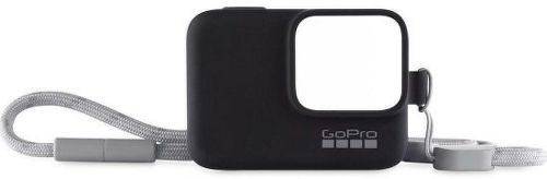 GoPro silikonový obal pro GoPro kamery, černá