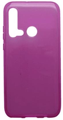 Mobilnet silikonové pouzdro pro Huawei P20 Lite 2019, růžová