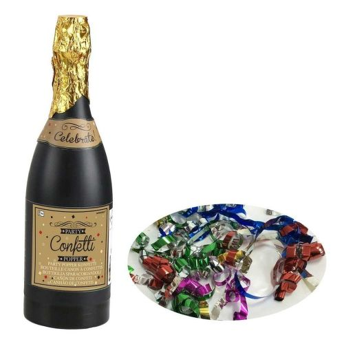 Bonton Party barevné confetti v láhvi