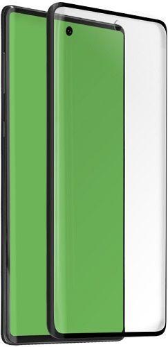 SBS 4D tvrzené sklo pro Samsung Galaxy Note10, černá